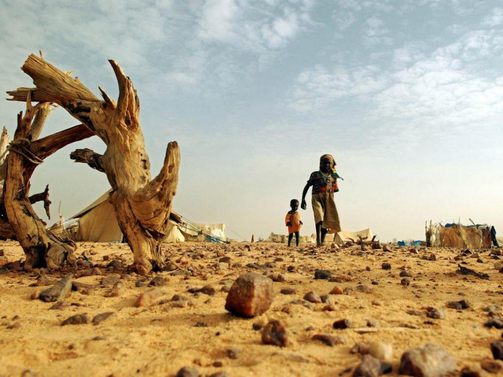 La tragédie du Darfour